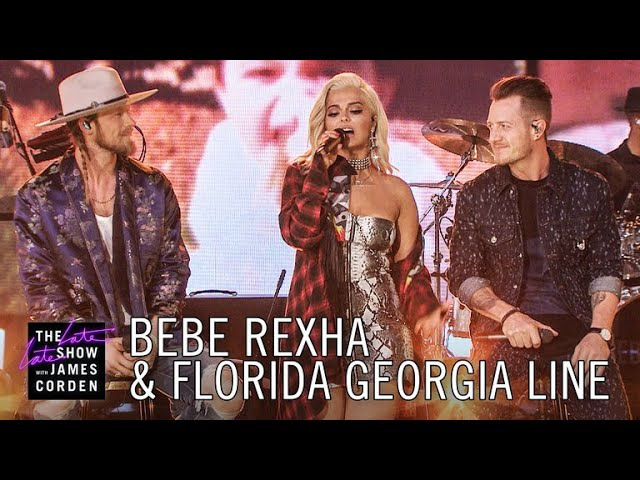 Bebe Rexha Florda Georgia Line: Meant To Be
