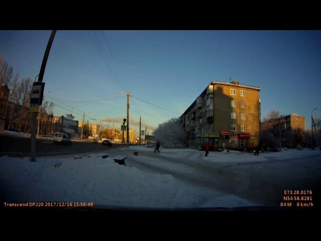 В Чкаловске «Жигули» сбила девушку на пешеходном переходе Омск