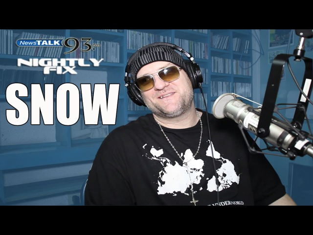 Snow talks comeback being authentic, Informer success Justin Bieber - Nightly Fix