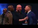 Дана Уайт о будущем Конора МакГрегора в боксе, боец UFC оштрафован за нападение