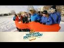Новосибирск: марафон в −15, юбилей баяна и котлеты из кролика с соусом белый гриб