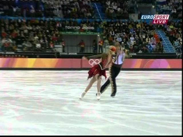 NAVKA KOSTOMAROV 2006 Olympics Dance FD