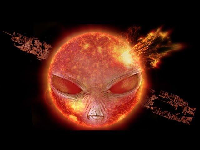 Они захватили Солнце. Пришельцы контролируют солнечную энергию