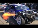 Wide Chop Top BMW e30 swap M5 Turbo 1026CP 2STEP Flames
