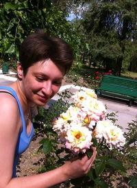 Рисунок профиля (Анна Иванова)