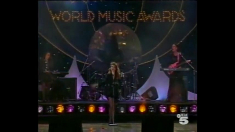 Sandra - (Life May Be) A Big Insanity (World Music Awards, Monte Carlo,1990)