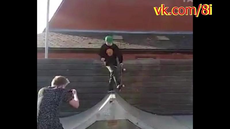 Видео 1060 | Наверное Скейт Made in China