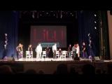 Школа танцев LiLU. Конкурс. Веселая Аэробика)