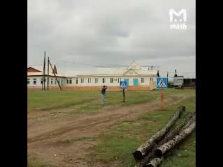 НУЖНЫЙ пешеходный переход в  иркутском селе