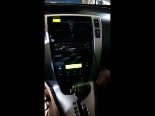 Установка причины холодного воздуха в салоне автомобиля, замена радиатора отопителя салона Hyundai Tucson