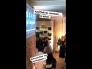 18.10.17 Открытие бутика Intimissimi на Пятой авеню в Нью-Йорке