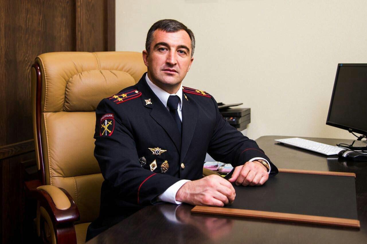 Экс-начальник полиции по Зеленчукскому и Урупскому районам назначен заместителем министра внутренних дел КЧР