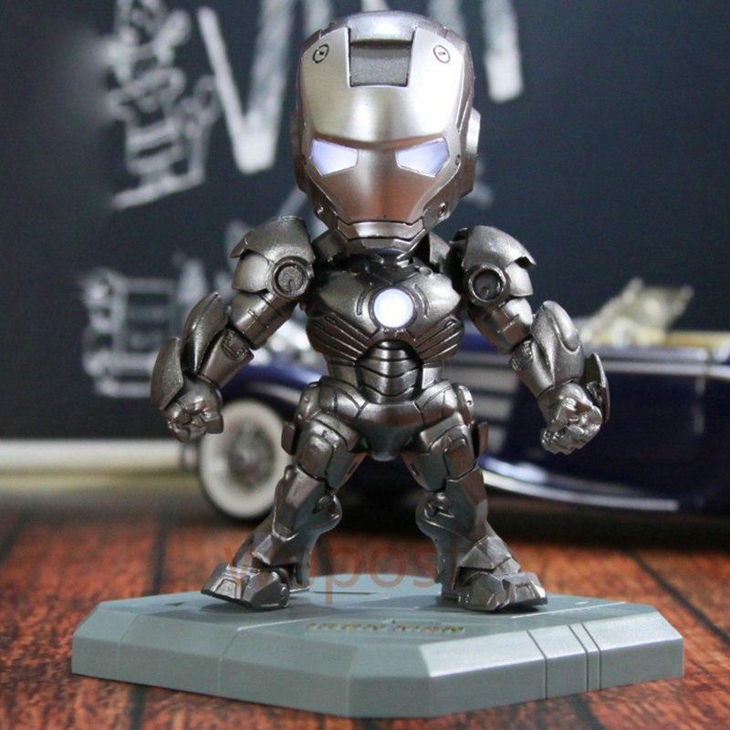Фигурка Iron Man с подсветкой