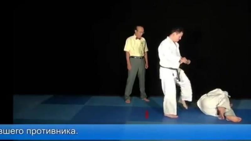Судейство по Кёкусин-кан