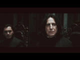 Alan Rickman in  Harry Potter and the Deathly Hallows: Part 1