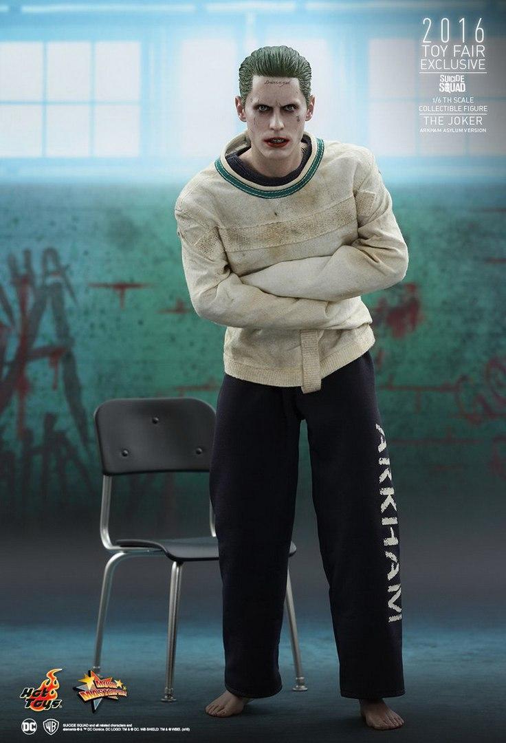 Рубрика Круто но покупать я это конечно не буду - Коллекционная фигурка Joker Hottoys
