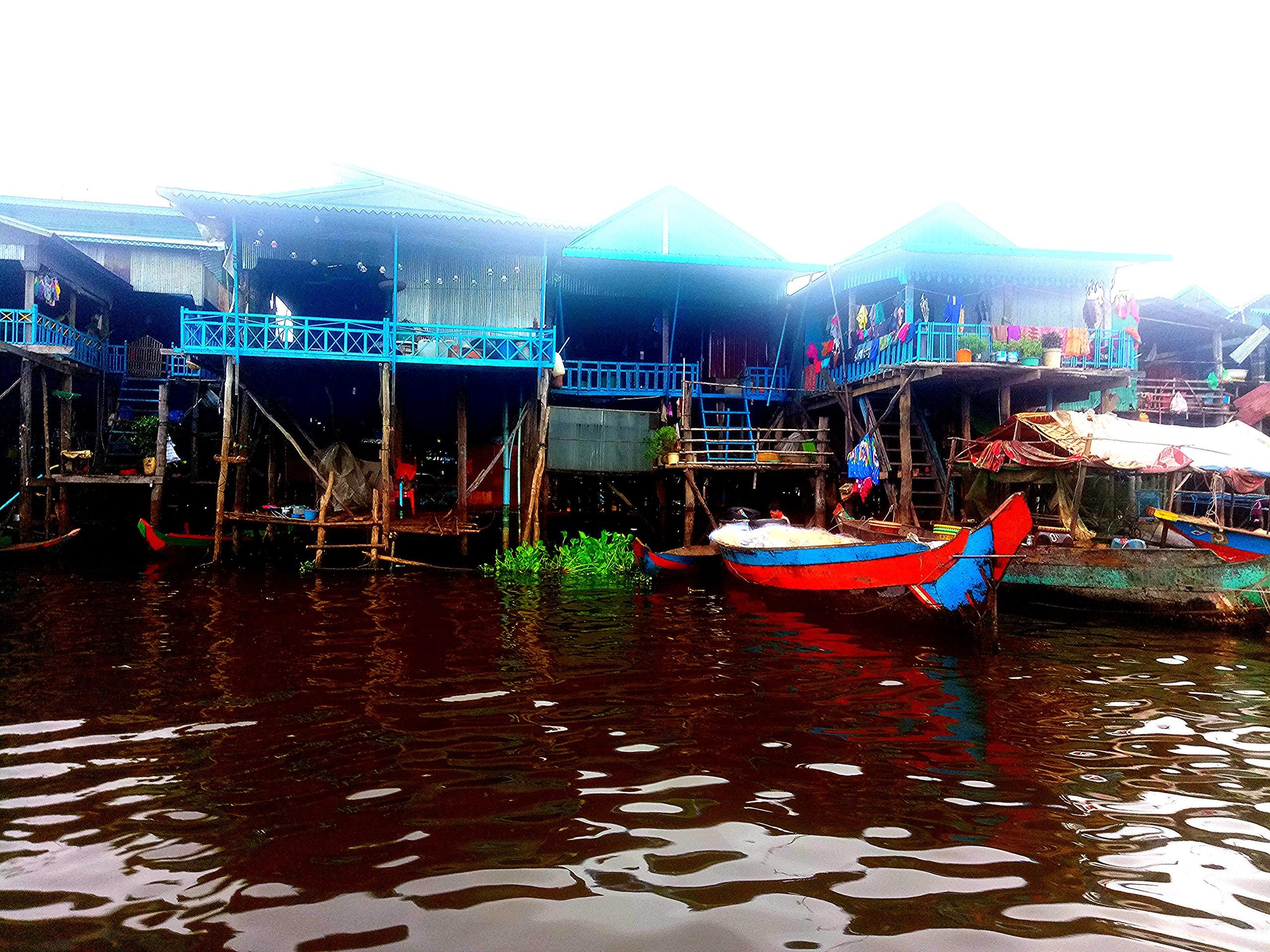 Сиамриап - Елена Руденко (Валтея). Камбоджа. Озеро Тонлесап. - Страница 2 N95oWsNIDtU