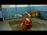 The HOOLIGANS - B-Boy Zver/ Практика Пауэр Трикс
