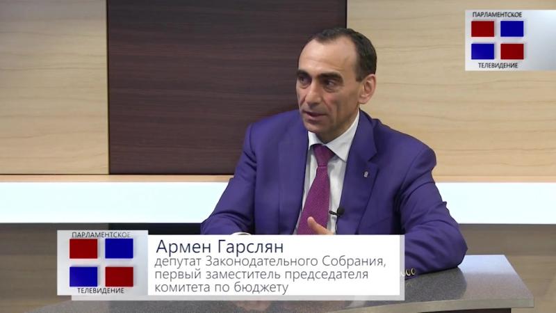 Армен Гайосович Гарслян, говоря о развитии Губахи, не забывает о кадетах!