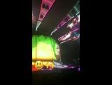 Zac Efron IG Story - на концерте Эда Ширана