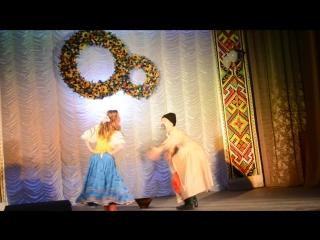 МІС ТК ТНТУ 2017 танцувальний колектив