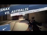 Snax vs. Astralis | ELEAGUE Clash for Cash