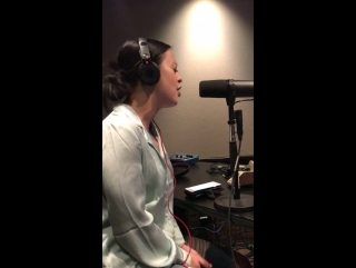 The talented Jenn Em layin down vocals for another Eminem