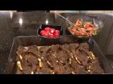 Бараньи ребрышки в духовке