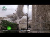 Эксперт_ Гибель сирийских военных из-за авиаудара США может означать конец перемирию