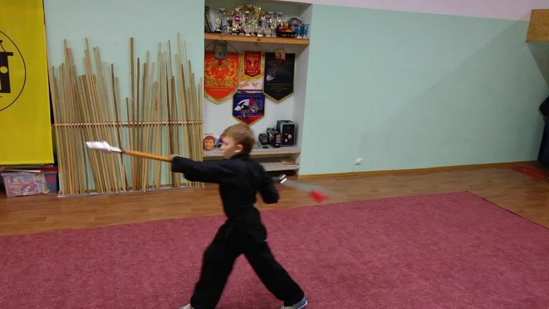 Ушу>>>Танец-Йога-Театр Детский Клуб Valery Lab