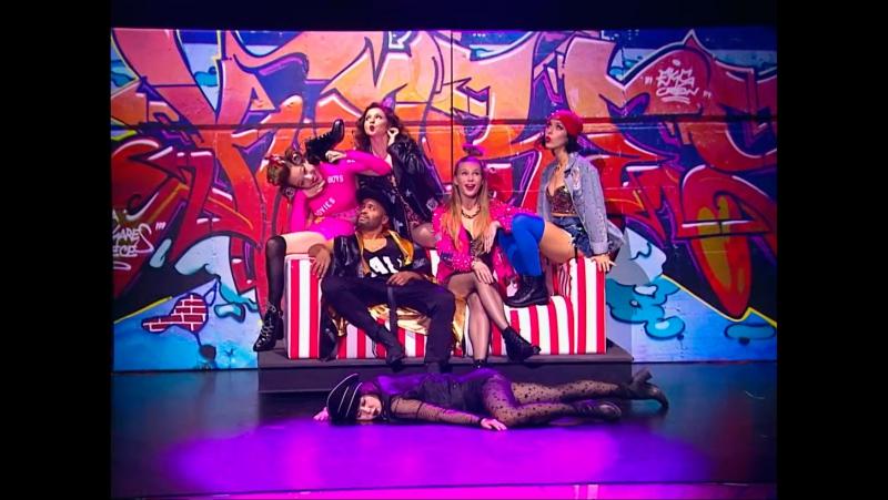 Танцы: Танец команды Мигеля (Madonna–Bitch I'm Madonna | ft. Nicki Minaj)