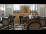 Брасс-квинтет Новомосковского музыкального колледжа им М. И. Глинки