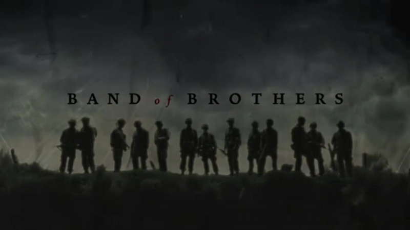 Братья по оружию (Band of Brothers) - Трейлер