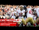 Jimmy Garoppolo Leads Game-Winning 92-Yd Drive! - Cant-Miss Play - NFL Wk 13 Highlights