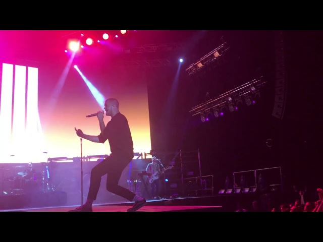Imagine Dragons - Yesterday ( Live Moscow 17.07.17)