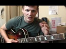 Gospel Neosoul RB Guitar - Chord Melody lesson (Todd Pritchard)