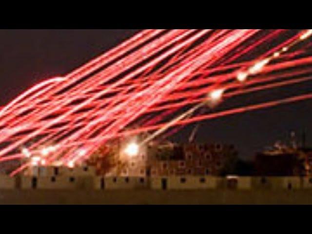 WOW! Urban CLOSE AIR SUPPORT! Superb NIGHT VISION of Venom attack helicopter's TRACER FIRE! » Freewka.com - Смотреть онлайн в хорощем качестве