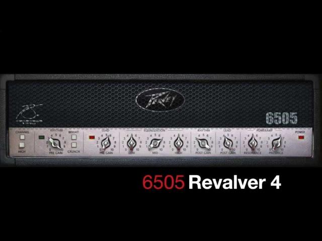 Revalver 4 / Guitar Rig 5 / Amplitube 3 / Recabinet 4 / 8505 / TH2 - Peavey 5150 / 6505
