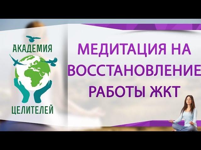 Николай Пейчев - Медитация на восстановление работы ЖКТ [Академия Целителей]