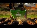 Самодельный трактор.Посадка картофеля(Nikon)