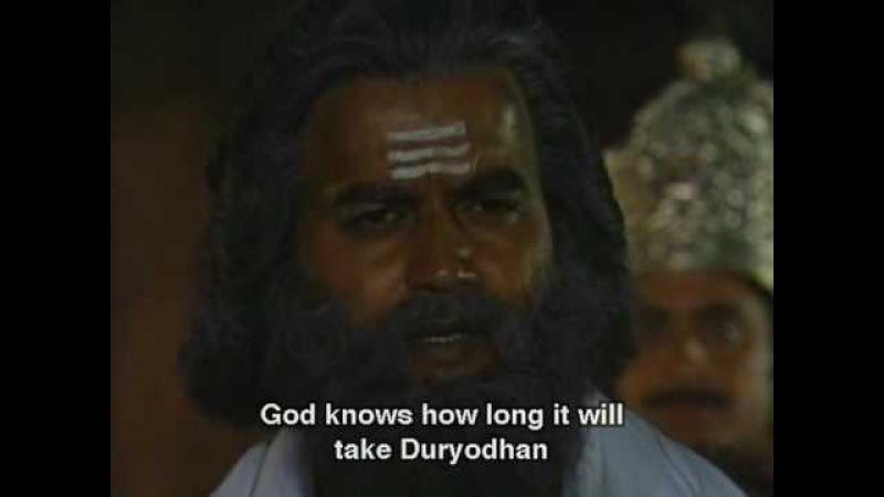 Махабхарата I Mahabharat - 25 Серия из 94 (1988-1990)