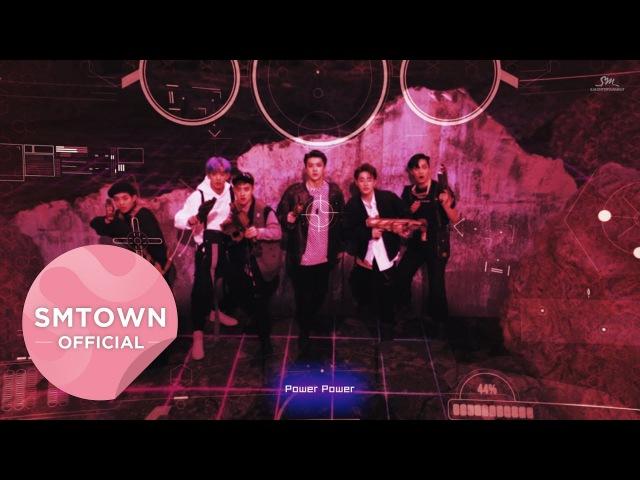 EXO 엑소 超音力 (Power) MV