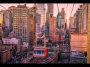A Ride On The Roosevelt Island Tramway, NYC