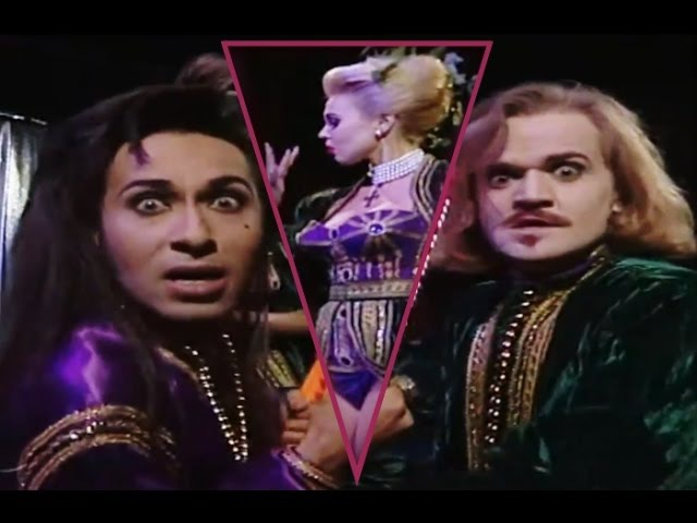 Army of Lovers 'Candyman Messiah' Live 1991 additional footage