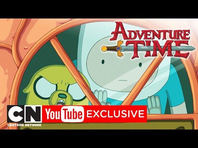 Время приключений Лягушачьи сезоны весна Cartoon Network