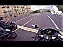 Безумная езда на мотоциклах 4к Crazy ride on YZF-R1