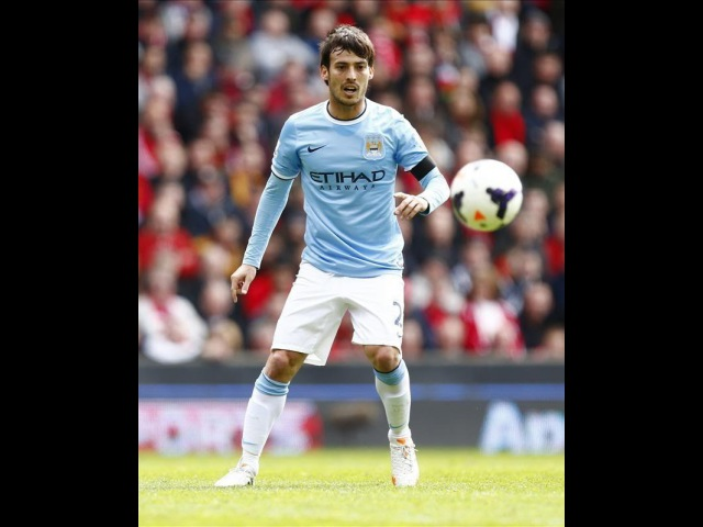 David Silva: Season review 2013/14 - Goals, Assists, Passes Skills.