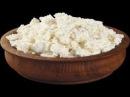 Домашний творожок за 5 минут из молока и лимона
