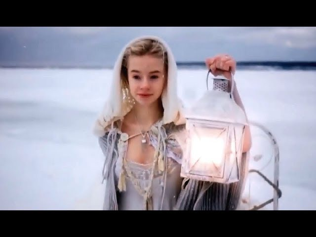NIGHTWISH - White Night Fantasy (HQ Sound, HD, Lyrics English-Greek)