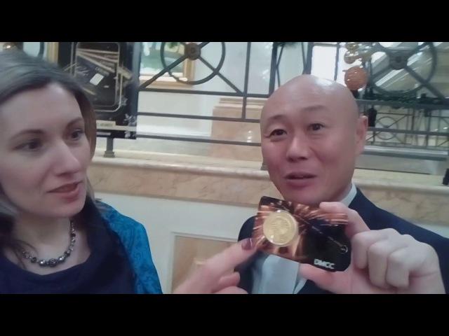 Ken Akahori из Японии - Лидер GlobalInterGold